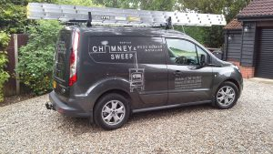 Norfolk Chimney Sweep | Van