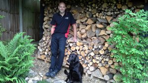 Norfolk Chimney Sweep | Steve and Rocko